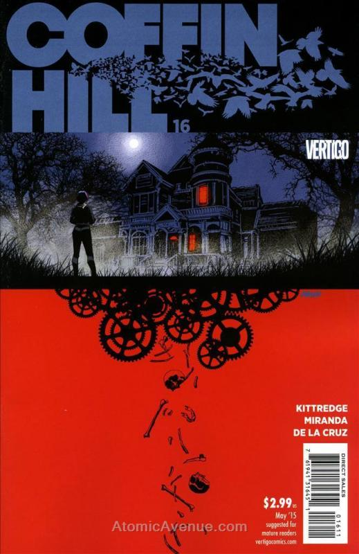 Coffin Hill #16 VF/NM; DC/Vertigo | save on shipping - details inside