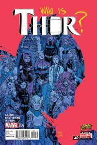 Thor (2014 series) #6, VF+ (Stock photo)