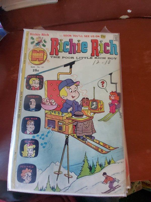 Richie Rich #131 (1975)