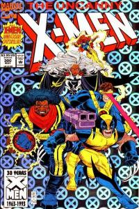 Uncanny X-Men (1981 series) #300, NM- (Stock photo)