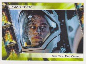 2007 Star Trek: First Contact Card