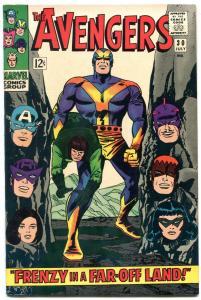 The Avengers #30 1966- Power Man- Marvel Comics VF-