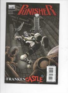 PUNISHER #13, VF/NM, FrankenCastle, Rick Remender, 2009 2010, Marvel