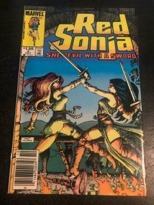 RED SONJA #2, FN/VF, She-Devil with Sword, Redondo, 1983, more RS in store