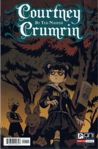 Courtney Crumrin #1 VF/NM; Oni Press | save on shipping - details inside