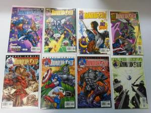 Thunderbolts Comic Lot From:#47-95, 48 Different 8.0/VF (2001-2006)