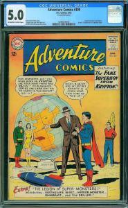 Adventure Comics #309 (DC, 1963) CGC 5.0