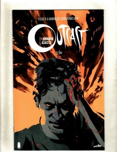 Lot Of 12 Outcast Image Comic Books # 1 2 3 4 5 6 7 8 9 10 11 12 Rob Kirkman RP4