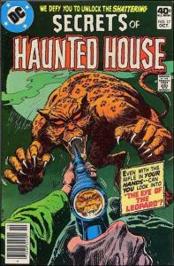 DC SECRETS OF HAUNTED HOUSE #17 VG/FN