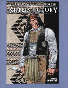 Streets of Glory #3 NM Garth Ennis Avatar Comics 2007