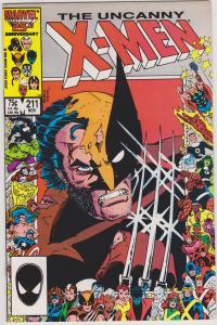 Uncanny X-Men #211