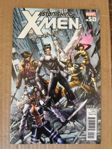 Astonishing X-Men #50
