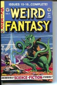 Weird Fantasy Annual-#4-Issues 15-18-TPB- trade