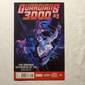 Guardians 3000 1 Very Fine/Near Mint  Cover by Alex Ross