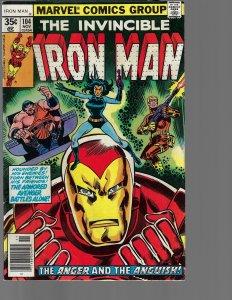 Iron Man #104 (Marvel, 1977)