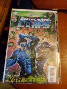 Green Lantern Corps #60 (2011)