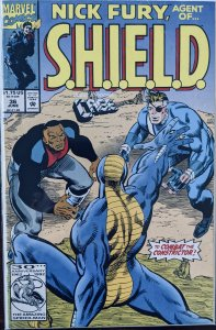 Nick Fury, Agent of SHIELD #36 (1992)