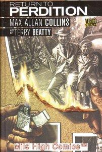 RETURN TO PERDITION HC (2011 Series) #1 Near Mint