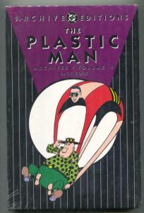 Plastic Man Archive Edition Volume 4 hardcover