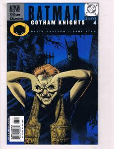 Batman Gotham Knights # 4 VF DC Comic Books Robin Batgirl Joker Two-Face!!! SW13