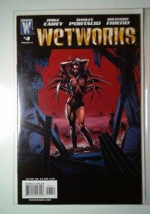 Wetworks #4 (2007) Wildstorm 9.4 NM Comic Book