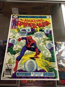 The Amazing Spider-Man 198 VF- Classic Mysterio Cover (Marvel Nov. 1979)