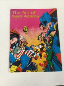 The Art Of Neal Adams Volume 1 Oversized SC B30