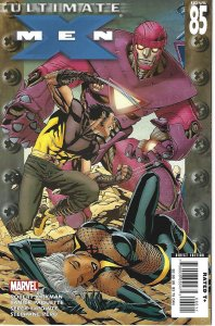 Ultimate X-men 85