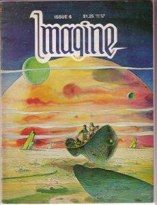 Imagine   #6 GD/VG (1979) P. Craig Russell, Dean Motter, Ken Steacy