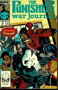 Punisher War Journal #14 - NM - 1st Series