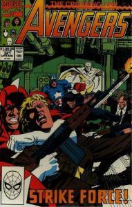 Avengers (1963 series) #321, VF+ (Stock photo)