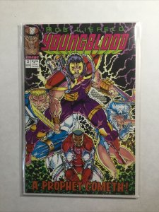 Youngblood 2 With Variant Near Mint Nm Image Comics