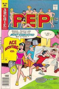 Pep Comics #331, VG (Stock photo)