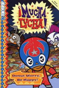 Mucha Lucha! (Tokyopop) #1 VF/NM; Tokyopop | save on shipping - details inside