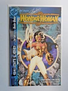 Just Imagine Wonder Woman #1 - see pics - 8.0 - 2001
