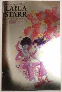 Many Deaths Of Laila Starr #4 Cvr B Kristantina Foil Variant (Boom, 2021) NM