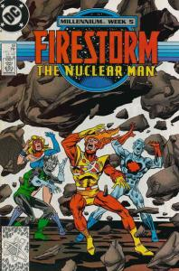Firestorm, the Nuclear Man #68 VF/NM; DC | save on shipping - details inside