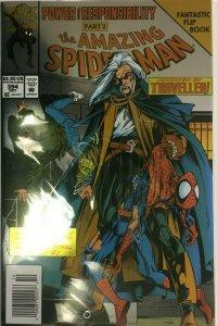 The amazing spiderman CGC it! #394 9.0 NM (1994)