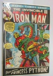 Iron Man #50 1st Series 5.0 (1972)