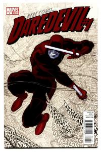 DAREDEVIL #1 2011-Marvel comic book NM
