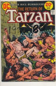 DC The Return of Tarzan #222 Very Good/Fine (5.0) (594J)