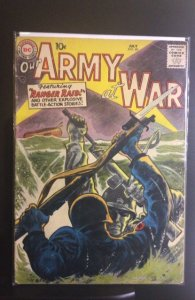 Our Army at War #60 (1957)