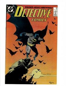Detective Comics # 583 NM 1st Print DC Comic Book Batman Robin Joker Bane SR1