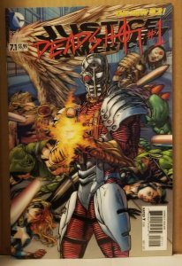 Justice League of America #7.1 (2013)