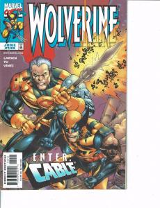 Lot Of 2 Marvel Books Wolverine #139 and Punisher Wolverine African Sage ON2