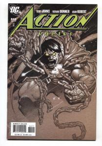 ACTION COMICS #845-First appearance of ZOD, NON and URSA-2007