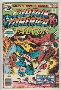 Captain America #199 (Jul-76) VF/NM High-Grade Captain America