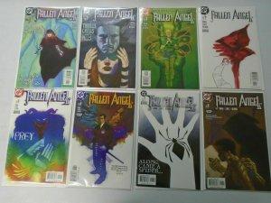 Fallen Angel set #1-20 NM (2003 1st Series DC)