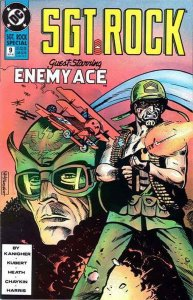 Sgt. Rock Special #9 FN; DC | save on shipping - details inside