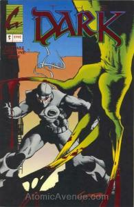 Dark, The (Continüm, 2nd Series) #5 VG; Continum | low grade comic - save on shi